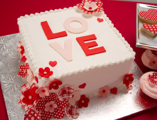 Valentine's Day Cakes