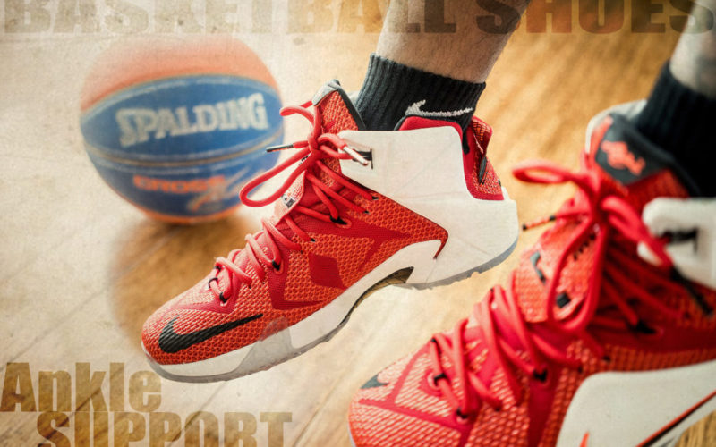 How to tie basketball shoes for ankle support