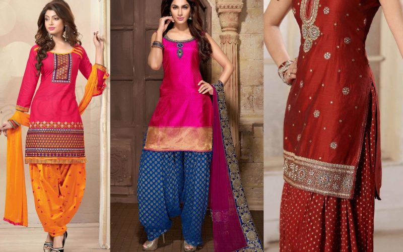 latest salwar suit collection