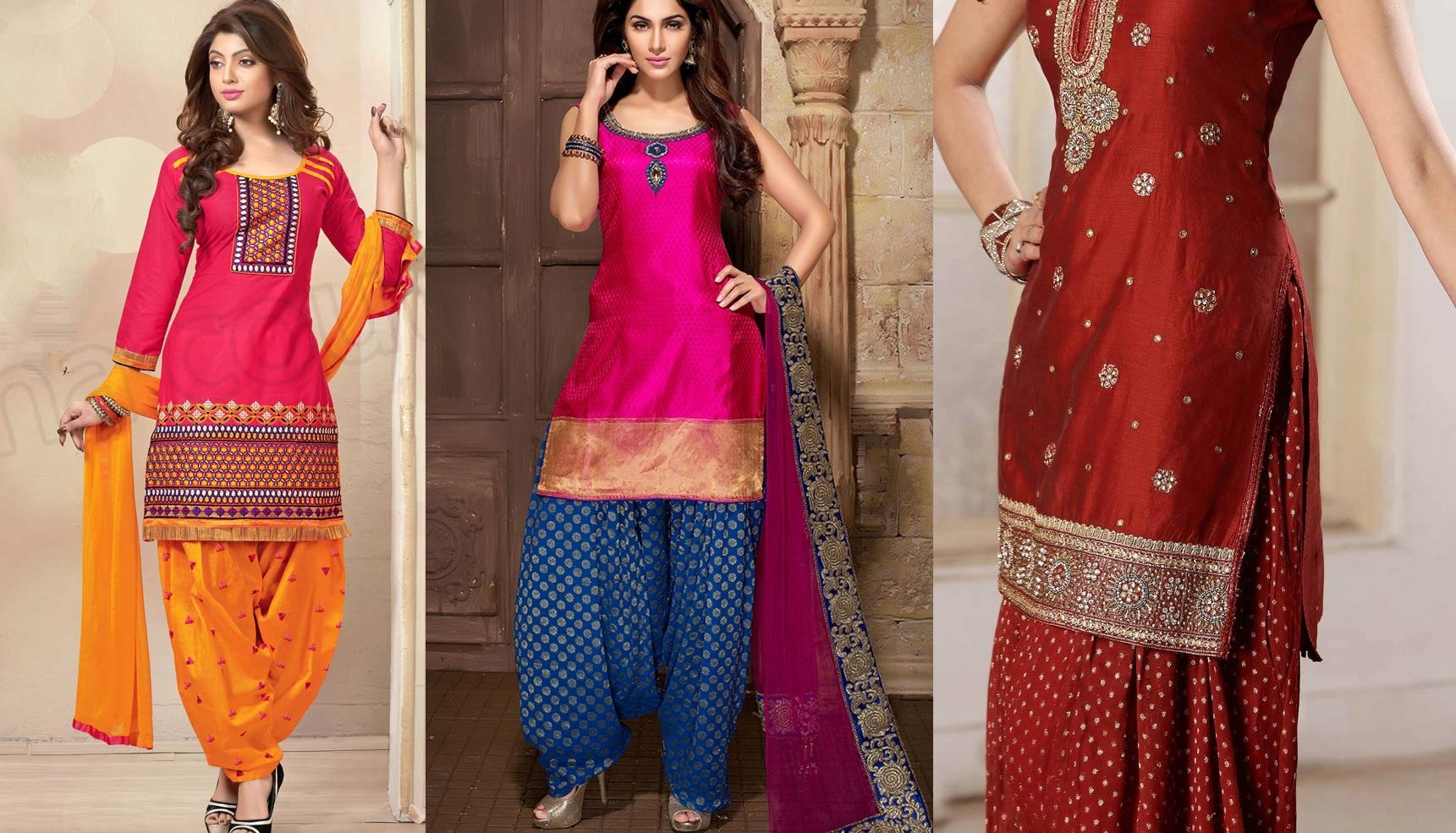 latest salwar suit collection