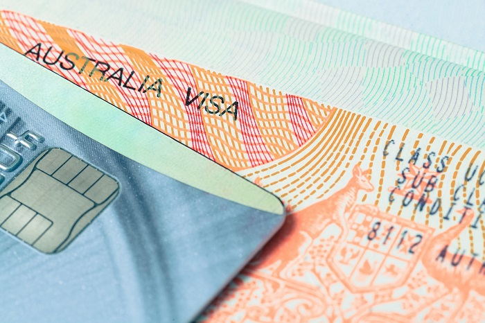 Applying for Australian Visitors' Visa