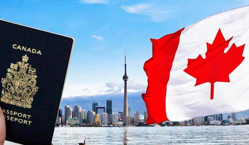 applying for visiting visa to Canada