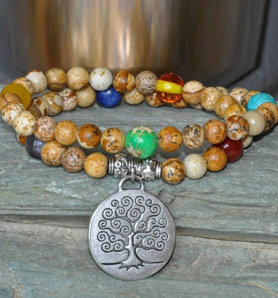 mala bracelets for mantra meditation