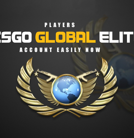Players Can buy Global Elite account