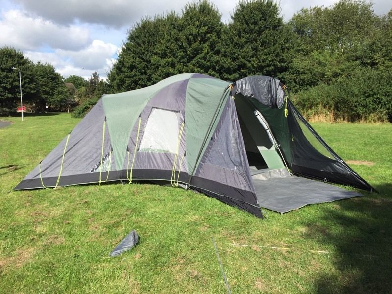 Camping with Excellent Services