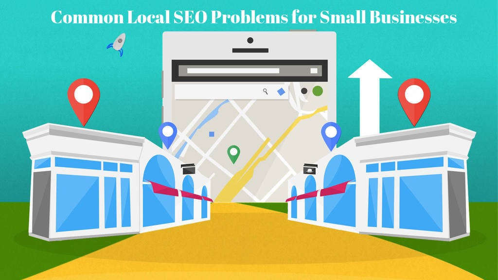 Common Local SEO Problems