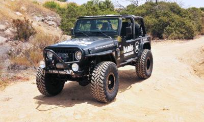 Off-Road Jeep Adventure