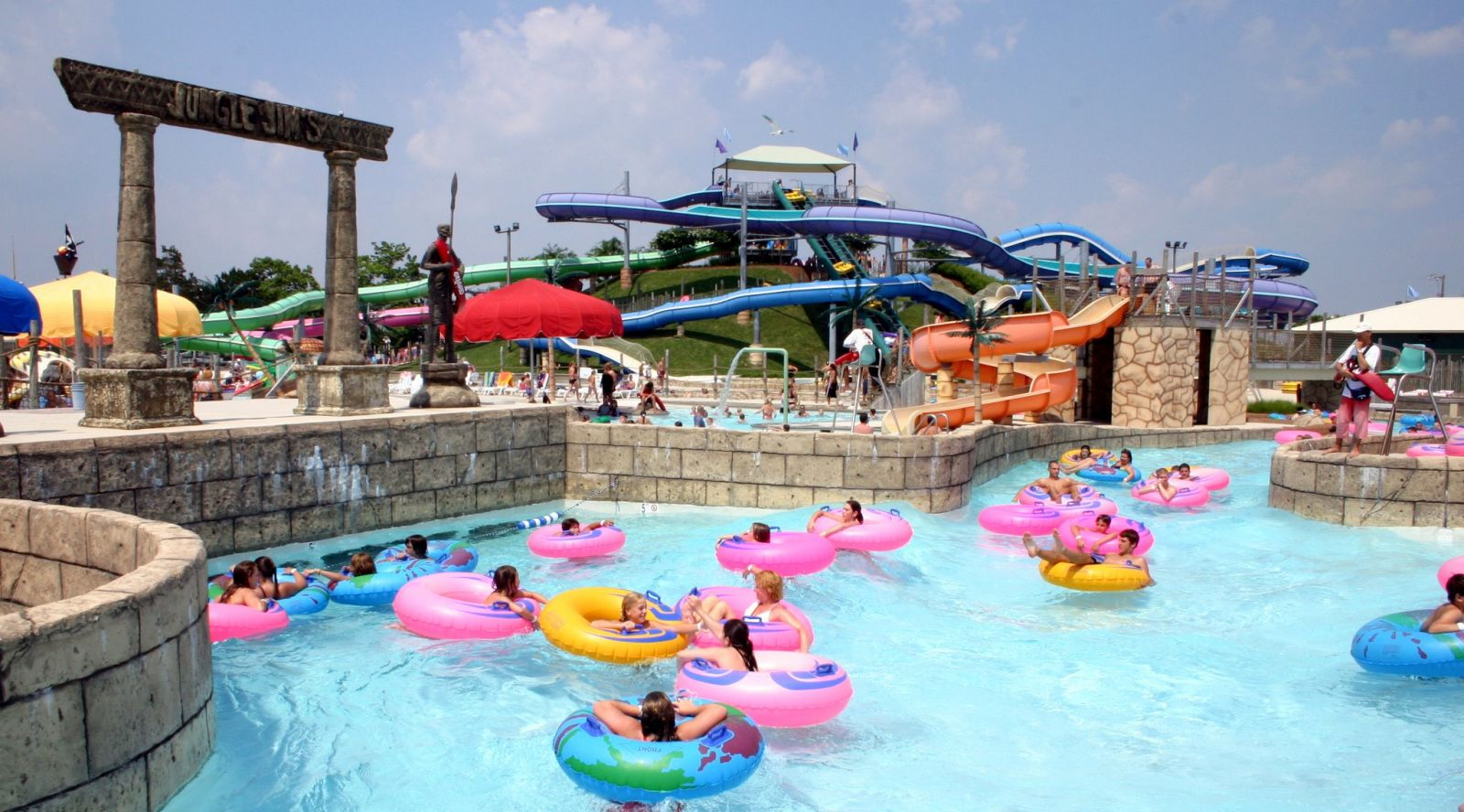 Water Parks to Visit in Delaware