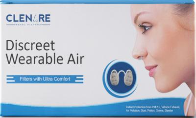 nasal filter