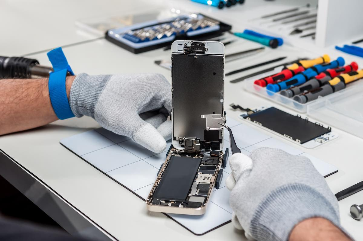 online mobile repairing company