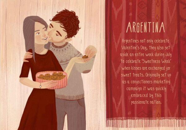 Celebrate Valentine