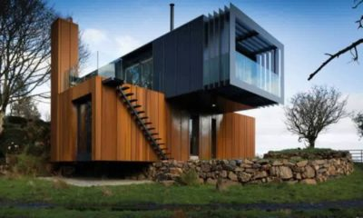 shipping containers in Australia