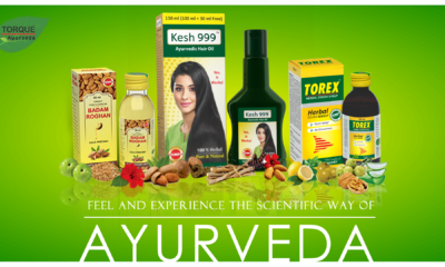 Ayurvedic products in India