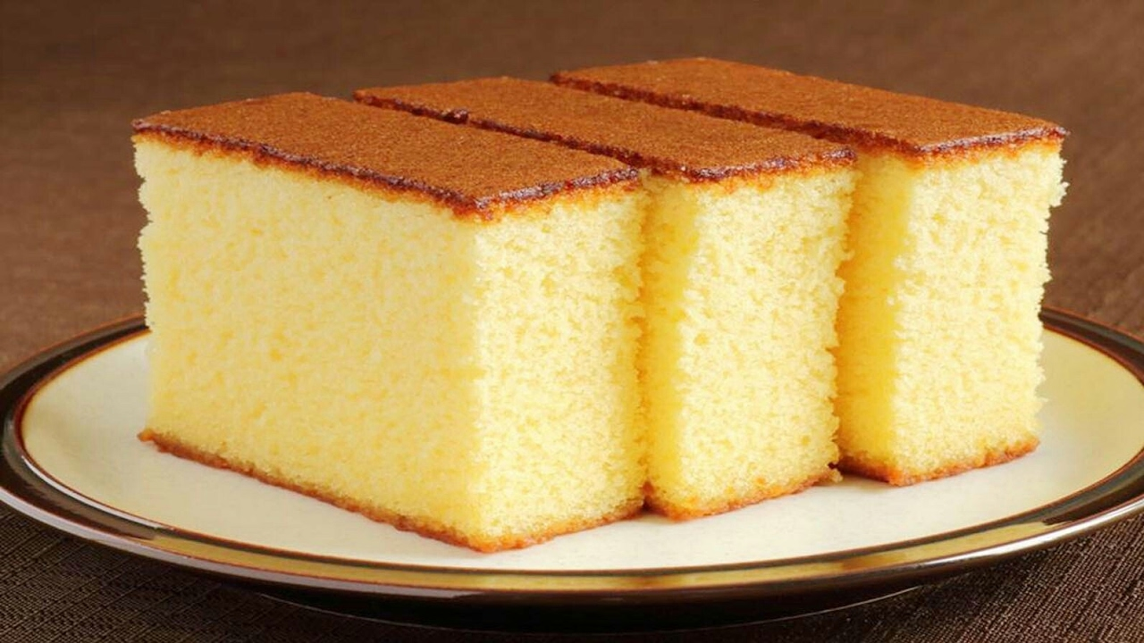 Eggless Cake Recipes