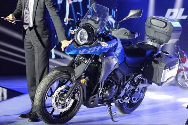 Bike ride in all new way with Suzuki