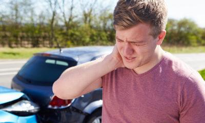 Car Accident Cause Vertigo