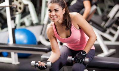 Weight Training Help Women