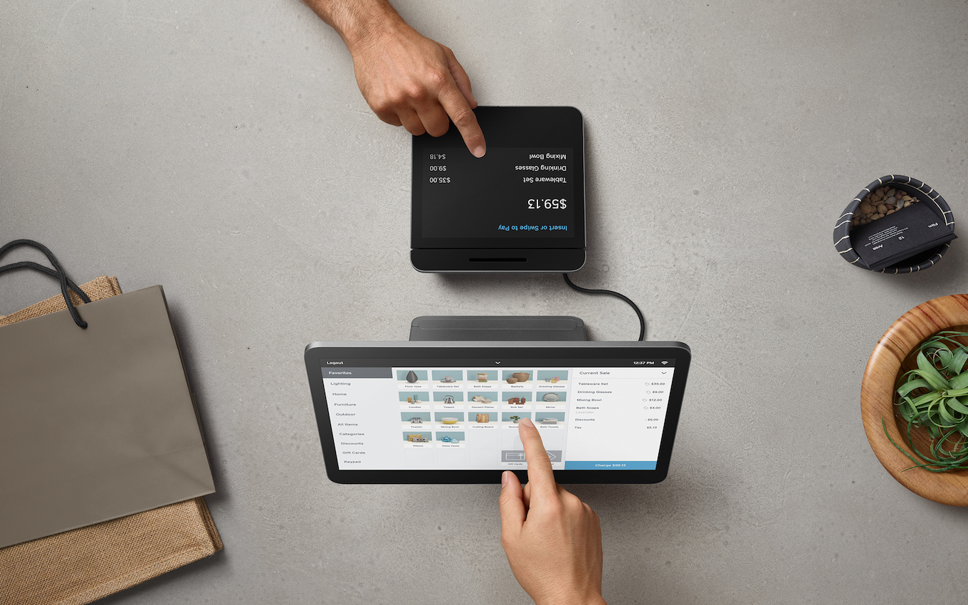 Square Register Technology