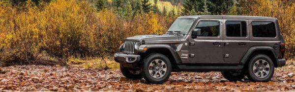 Jeep Wranglers